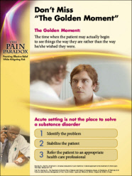 "Panel 4: Never Miss ""The Golden Moment"""